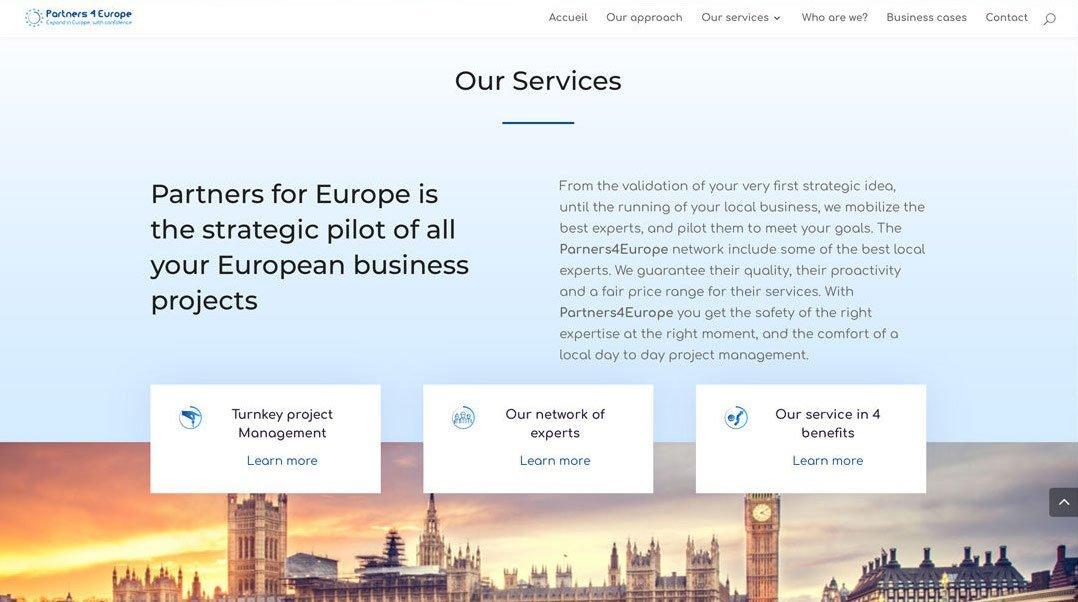 Webatheart.com design Advisense-consulting ex2