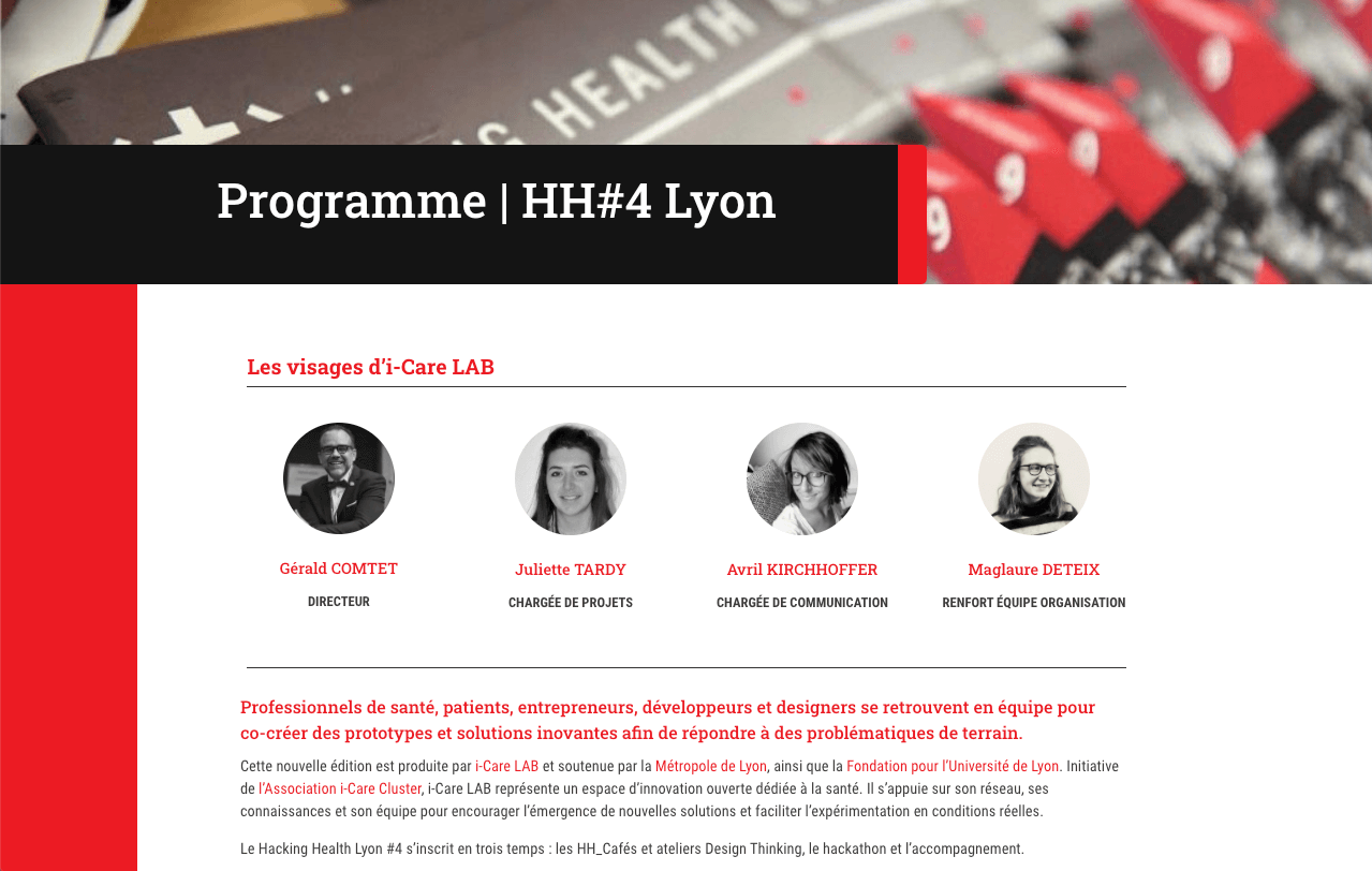 HHLYON4 - Web at Heart, agence digitale à Lyon
