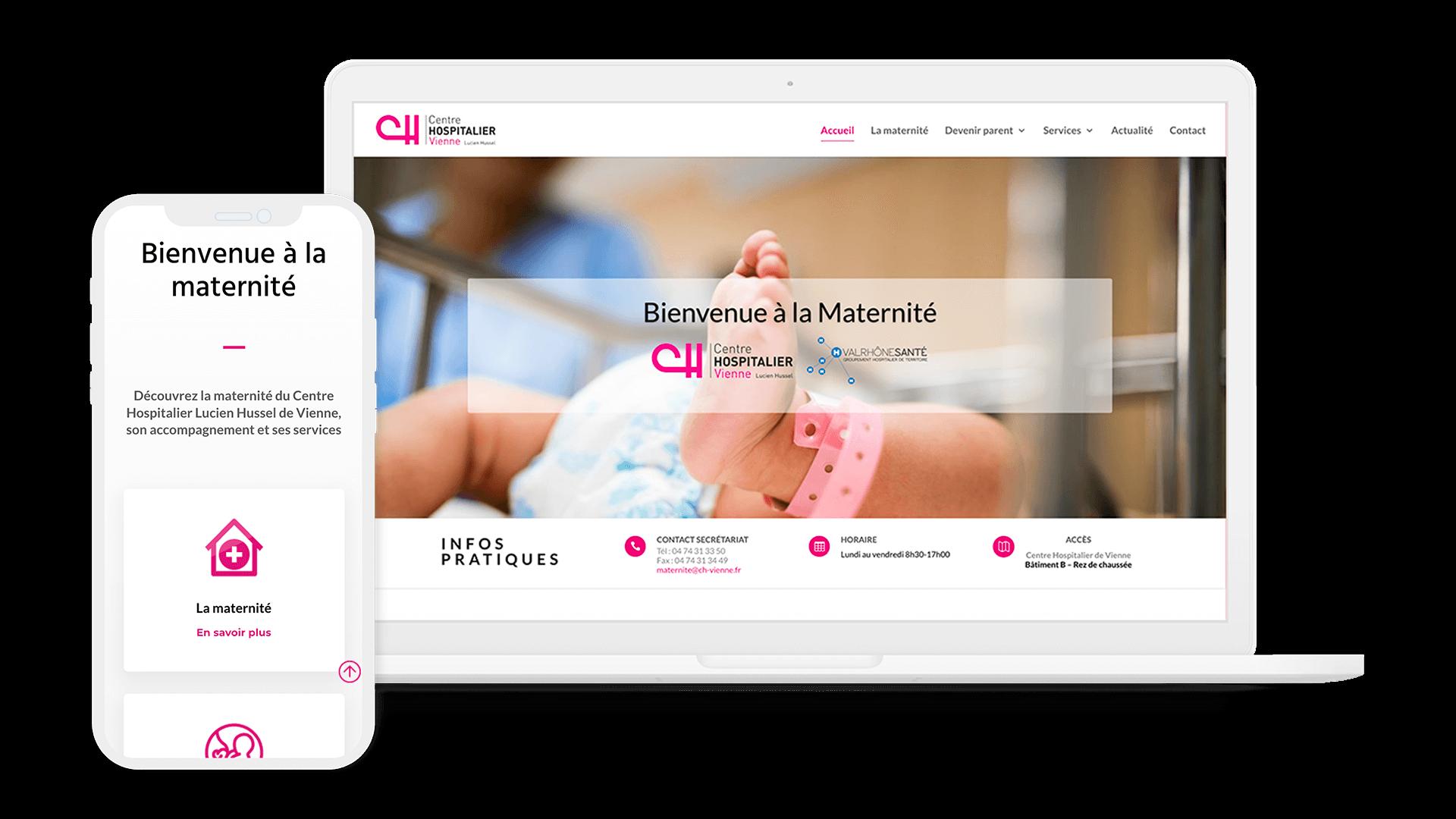 ch vienne - Web at Heart, agence digitale à Lyon