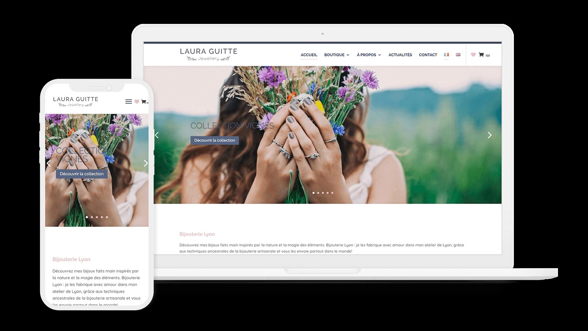 laura guitte - Web at Heart, agence digitale à Lyon