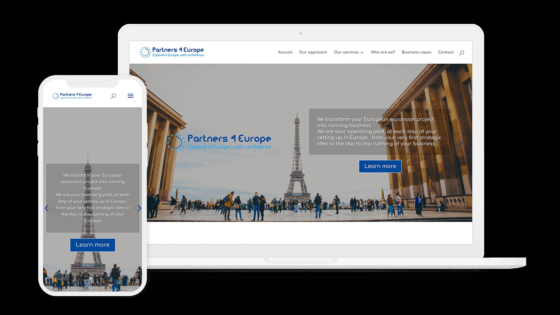 partners - Web at Heart, agence digitale à Lyon