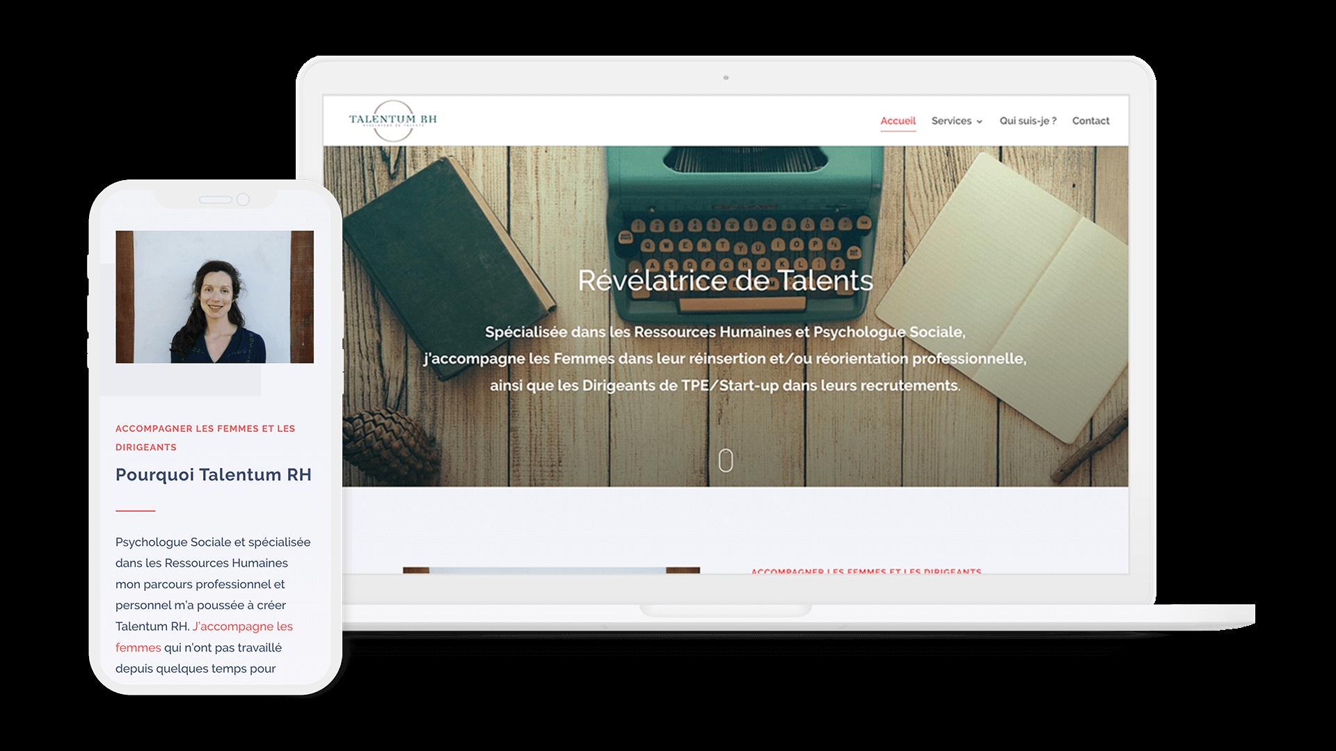 talentum - Web at Heart, agence digitale à Lyon