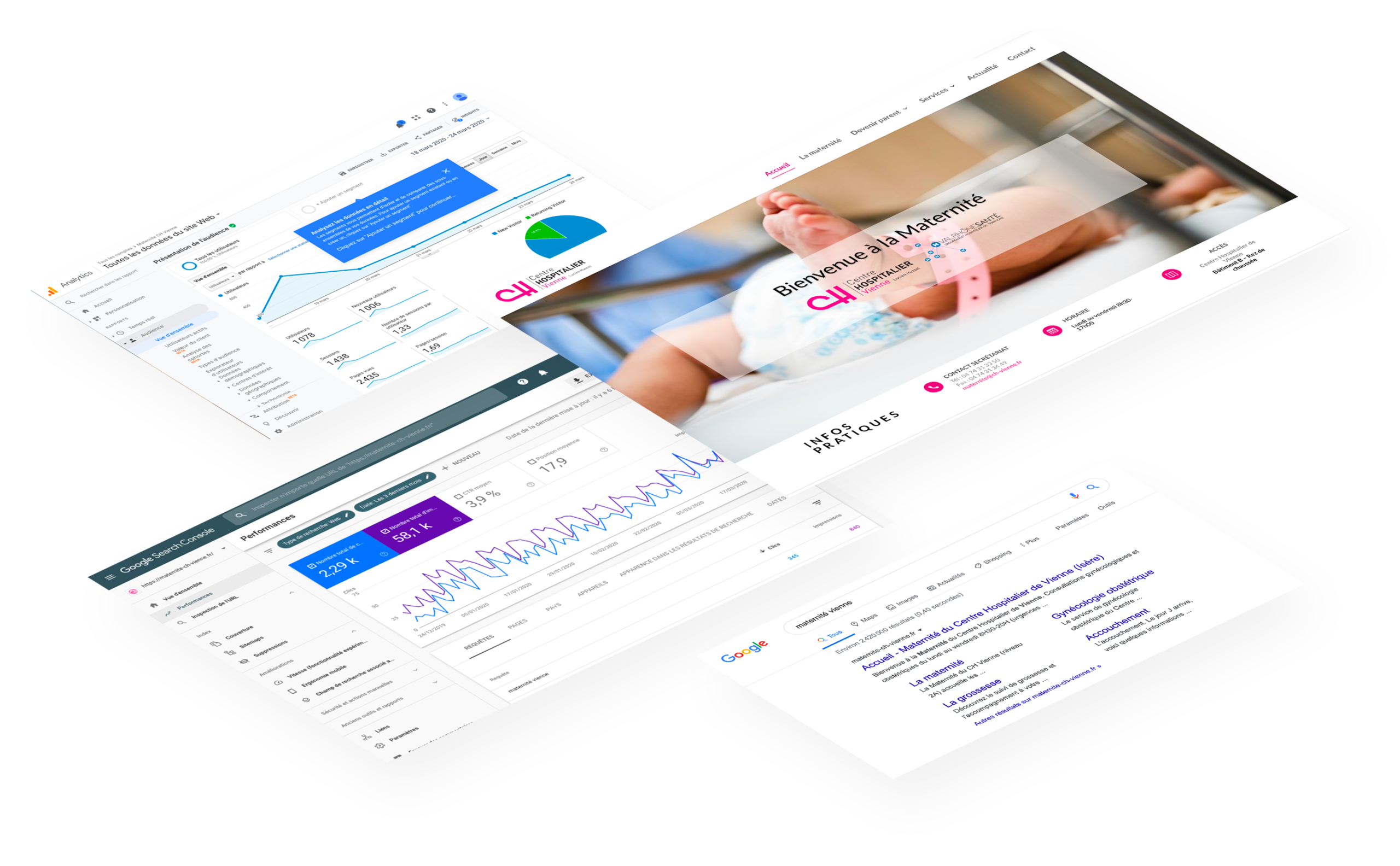test seo - Web at Heart, agence digitale à Lyon