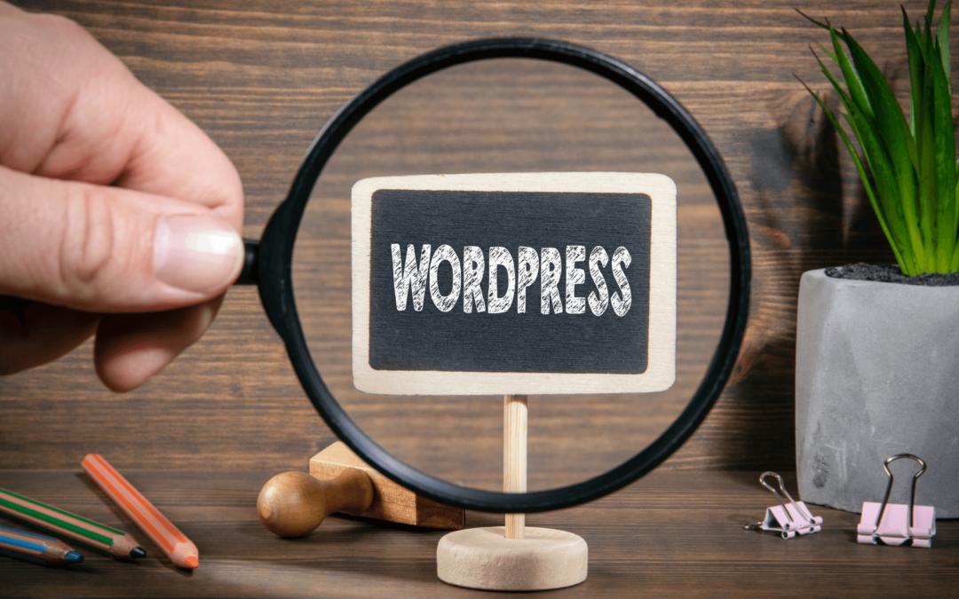 Pourquoi WordPress est le CMS le plus populaire ?